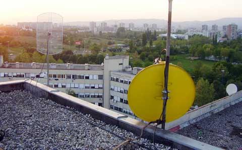 Antene udruge Dugave Wireless