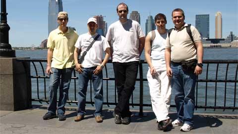 Dugave Wireless team